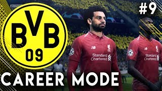 FIFA 19 Borussia Dortmund Career Mode EP9 - Insane Champions League Game VS Liverpool!!