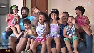 I sei gemelli della famiglia Mele