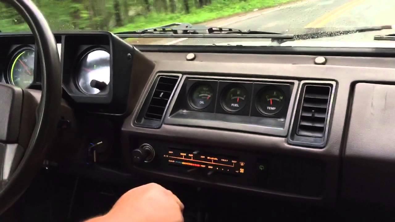 1986 isuzu trooper diesel youtube 2002 Isuzu Trooper
