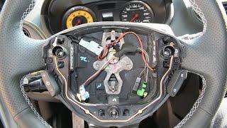 Renault: Remplacement Airbag - رينو: وسادة هوائية استبدال