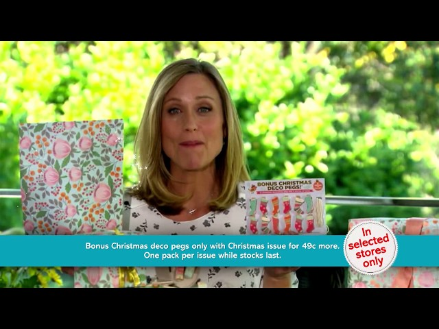 Better Homes & Gardens - Christmas 2016 TVC