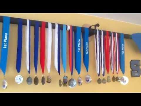 Medals Display Oar Youtube