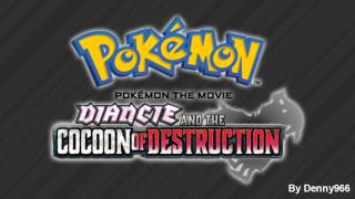 [ENG] Pokemon Movie 17 - Diancie And The Cocoon Of Destruction [Opening music clean version]