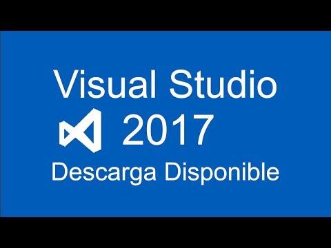 DESCARGAR E INSTALAR VISUAL STUDIO 2017 GRATIS