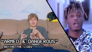 """Behind the """"Armed & Dangerous"""" Video with Cole Bennett"""