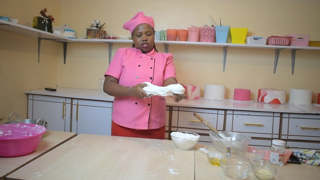 Download How to make Fondant