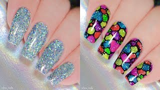 NAIL IDEAS! 13 EASY  NAIL ART COMPILATION  2019 by - Home Makeup 👌