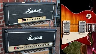 Marshall DSL Vs JMP