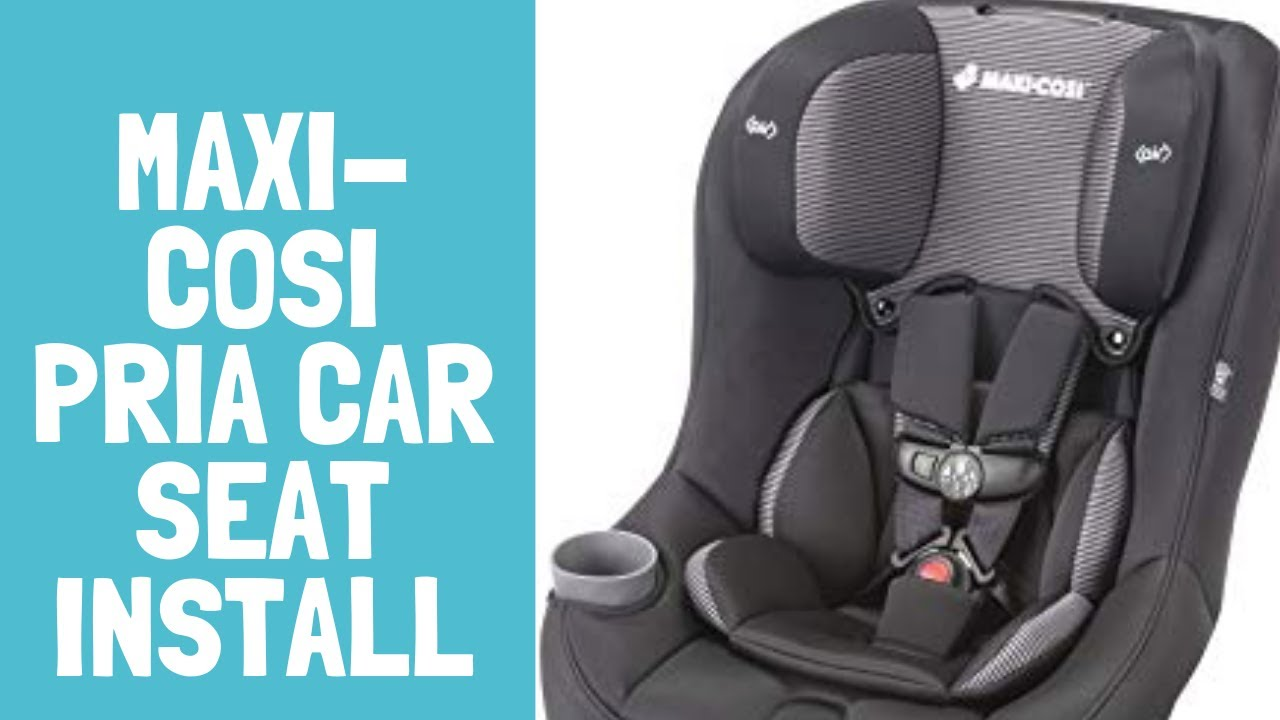 Easy Installation Maxi Cosi Pria 70 Convertible Car Seat