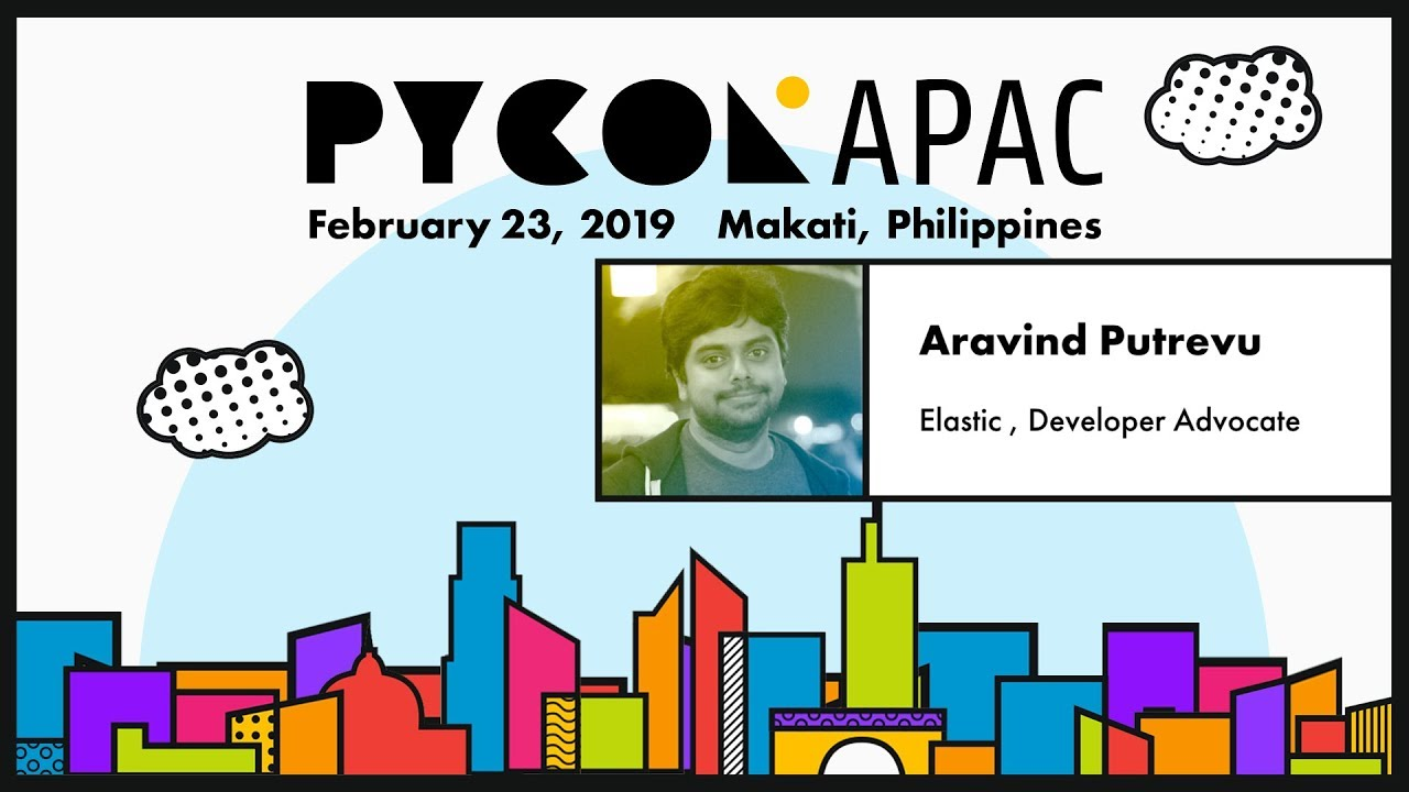 Image from PyCon APAC 2019 - Aravind Putrevu - Faster Python apps with open source APM
