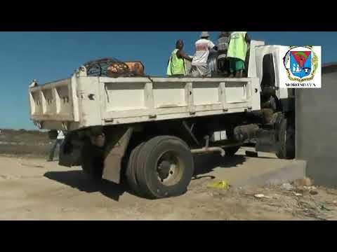 La gestion actuelle des déchets à Morondava