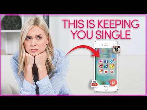 SINGLE AND ADDICTED TO SOCIAL MEDIA? 5 Reasons Why Your Social Media Addiction Is Keeping You Single from YouTube · Duration:  3 minutes 12 seconds