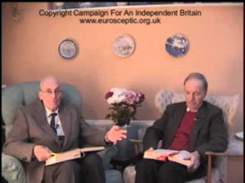 Common Market referendum - Eric Deakin and Nigel Spearing were there! CIB