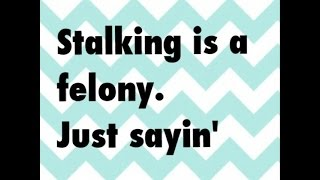 GANG STALKING:  A HIDE AWAY FROM PERPS.  OR, SO I THOUGHT