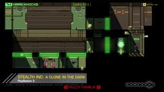 Hard Knocks Gameplay Video - Stealth Inc: A Clone in the Dark