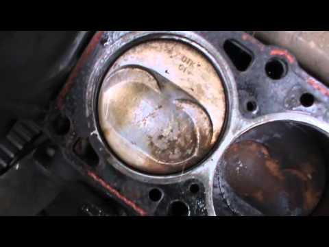 ВАЗ 21099 прогорела прокладка под головкой