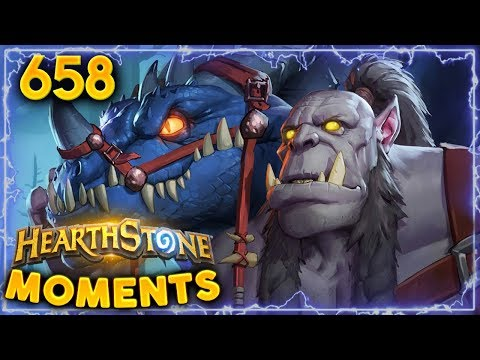 Turn 5 DREAM!! | Hearthstone Daily Moments Ep. 658