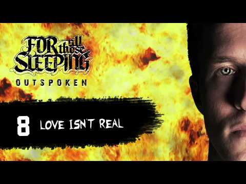 Клип For All Those Sleeping - Love Isn't Real