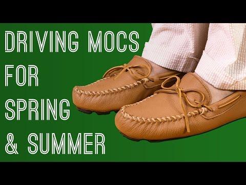 Moccasin \u0026 Driving Mocs Guide