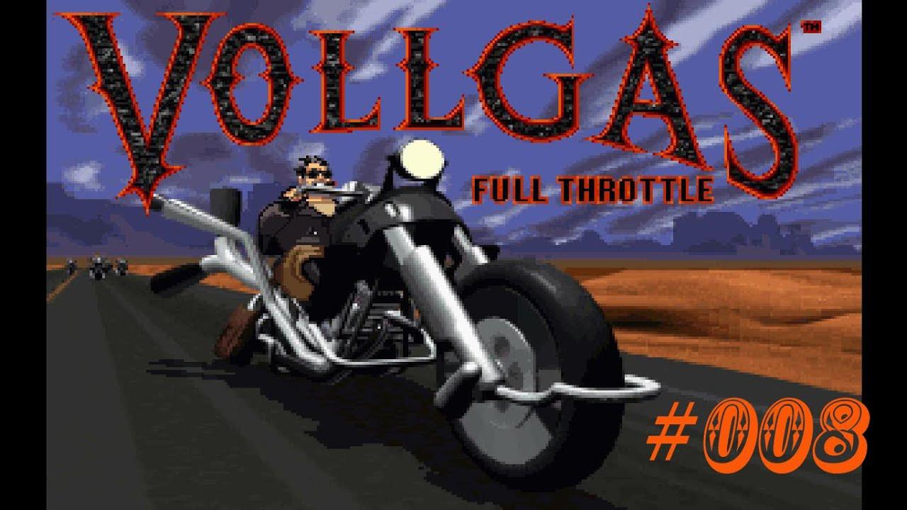 vollgas full throttle german