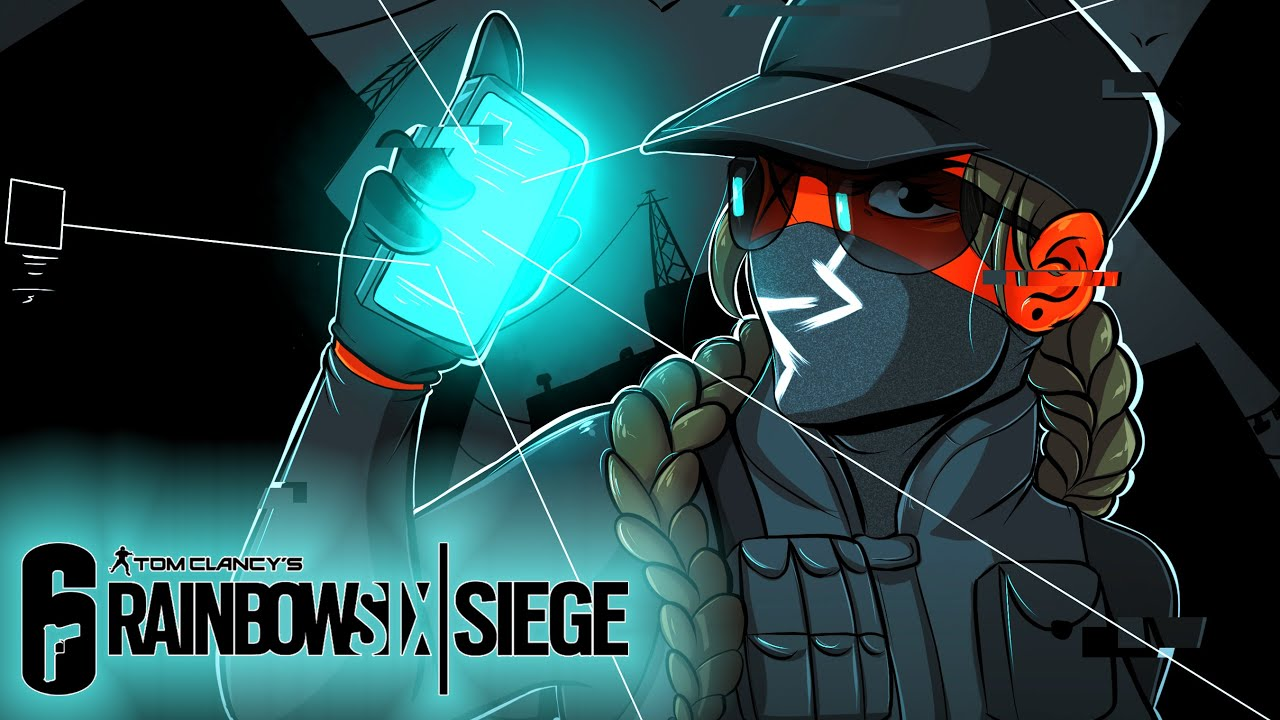 Rainbow Six: Siege | CALL ME   AIDEN PEARCE? (WATCHDOGS 2 HEADGEAR | SKULL  RAIN DLC!) SEASON 3