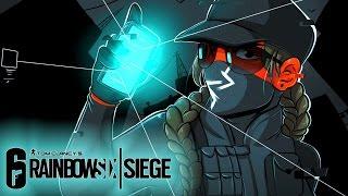 Rainbow Six: Siege | CALL ME...AIDEN PEARCE? (WATCHDOGS 2 HEADGEAR | SKULL RAIN DLC!) SEASON 3