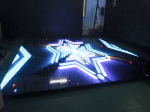 P20 led dance floor