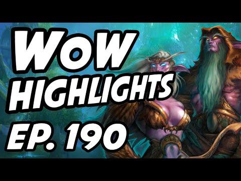 World of Warcraft Daily Highlights   Ep. 190   Warcraft, Ziggiez, Naguura, ach_oce, PsheroTV