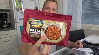 Cухпай Финской армии! Чем кормят финских солдат?!
