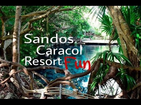 sandos caracol eco resort take a little tour youtube. Black Bedroom Furniture Sets. Home Design Ideas
