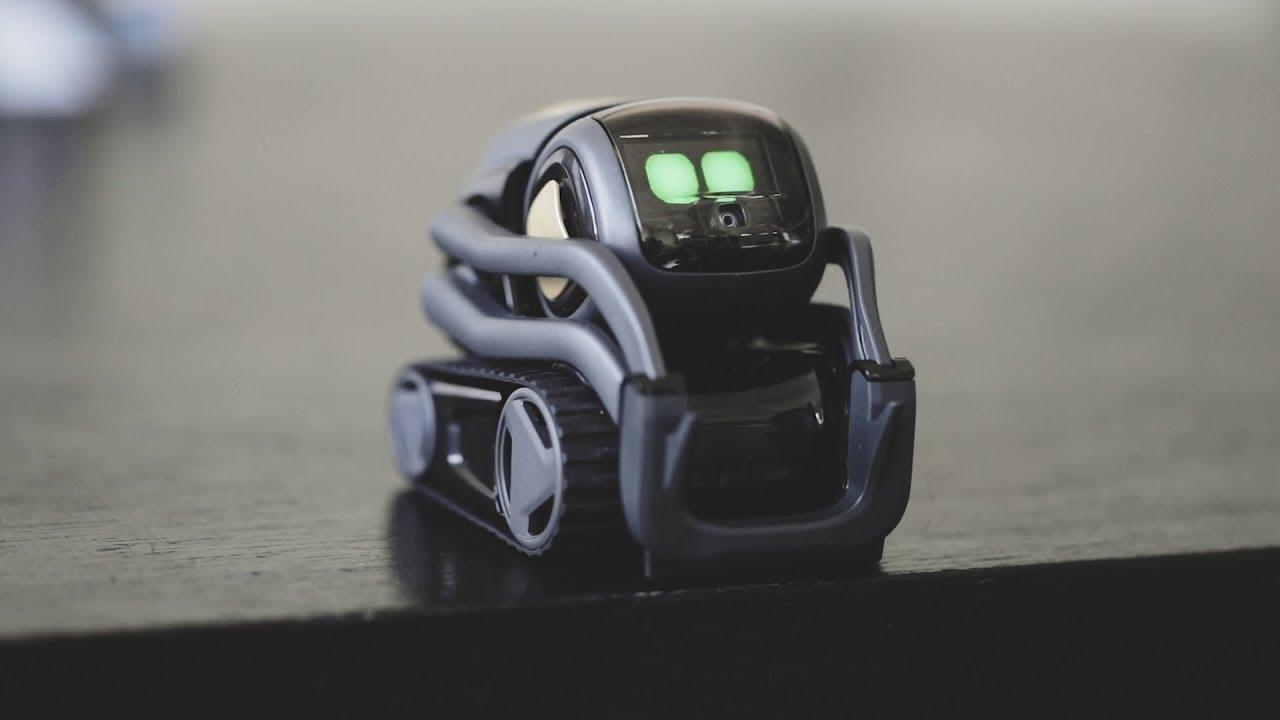 Vector is Cozmo for grownups | TechCrunch