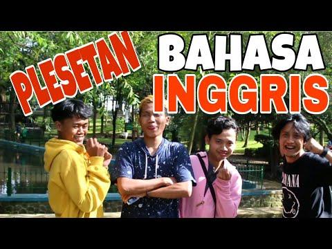 Vidio Komedi BELAJAR BAHASA INGGRIS - Ngakak