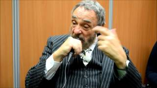 John Rhys-Davies : interview au TGS 2014