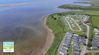 Littlesea Holiday Park - View From The Fleet Lagoon