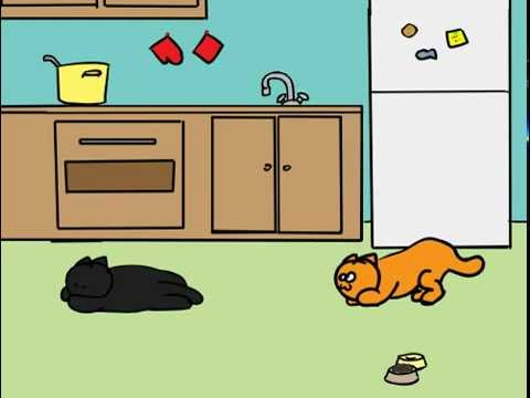 Mosya & Yasya The Two Cats 2
