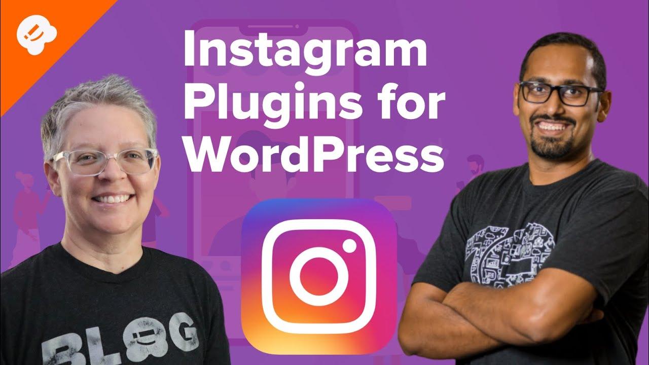 7 Best Instagram WordPress Plugins of 2021 Compared