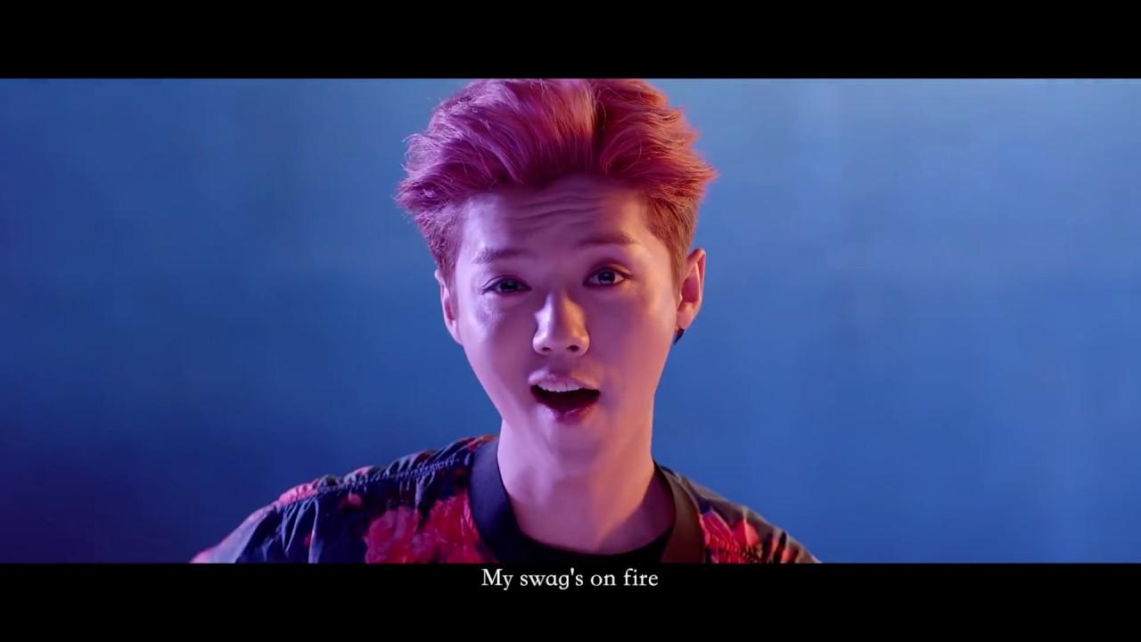 Luhan鹿晗《零界点(On Fire)》正式MV(繁体版)