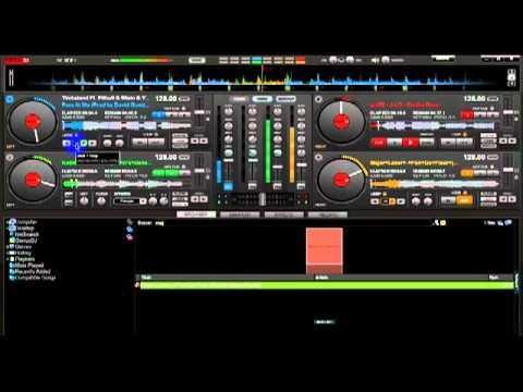 Mix 4 songs in Virtual Dj (Sample)