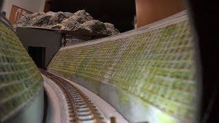 Nゲージ、鉄道模型、新モジュール、今年はここまでできました!