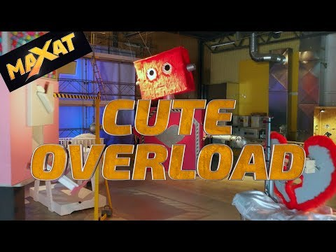 Maxat: Cute overload - Rube Goldberg machine