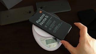 Знакомство с Xiaomi Redmi Note 5