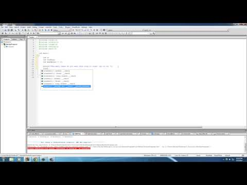 C Programming Tutorial - 29 - break