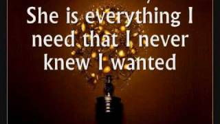 The Fray - She Is - Lyrics