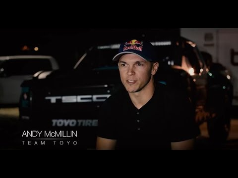 TOYO TIRES  2017 BAJA 500 Winner Andy McMillin