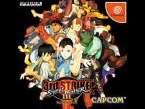 Street Fighter III Third Strike Voice Collection