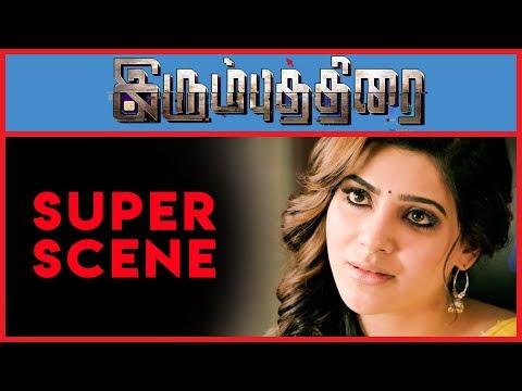 Irumbu Thirai - Super Scene 2 | Vishal | Arjun Sarja | Samantha Akkineni