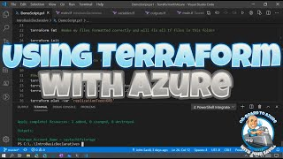 Using Terraform with Azure