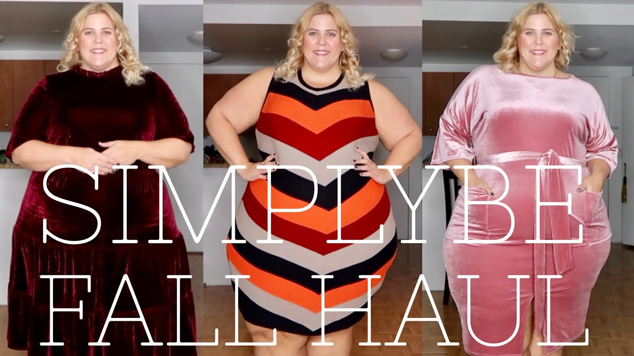 Simplybe Plus Size Fall Haul Jackets Velvet And More Youtube