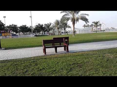 The Best View Panorama Leabaib Park in Qatar