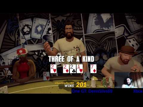 Prominence Poker - Xbox One Twitch Stream
